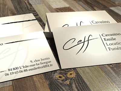 Contributeurs CELF Cartes De Visite