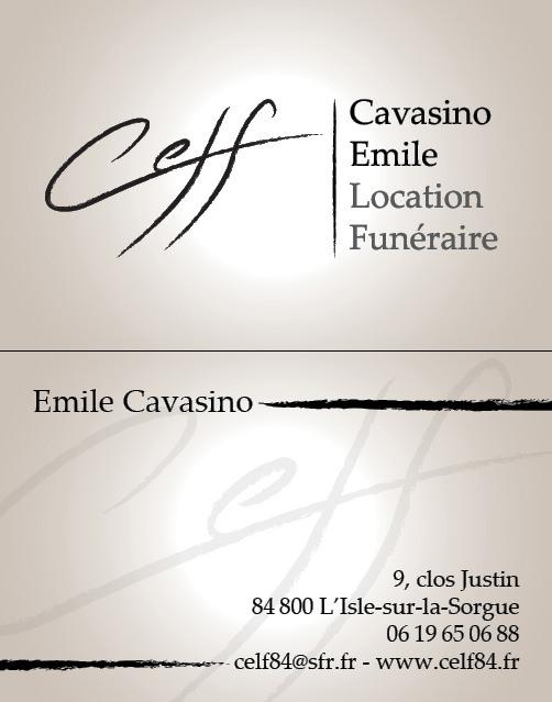 CELF Cartes De Visite