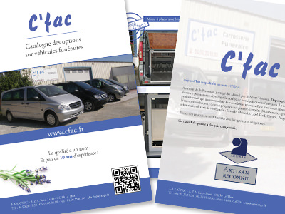 C'fac Catalogue de 24 pages