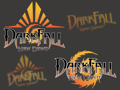 Refonte de logo - DarkFall New Dawn