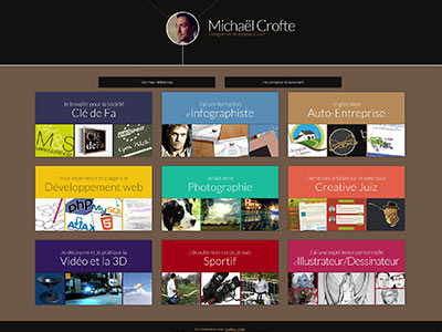 Michaël Crofte Webdesign
